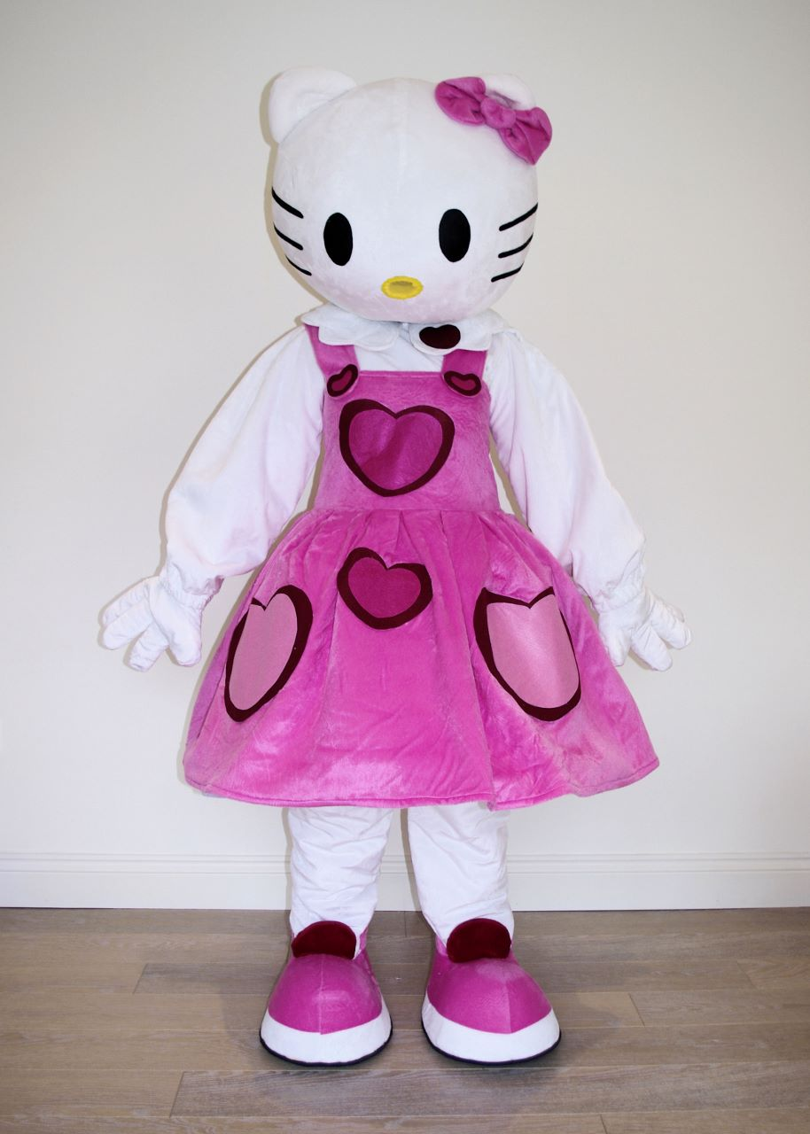 how to make a mascot costume at home